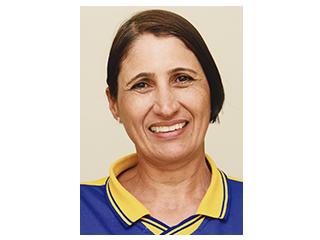 Célia Regina da Silva - Suplentes