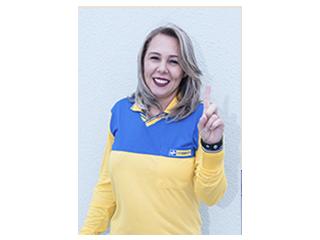 Dirlene Ferreira Antônio Martins - Secretária da Mulher Trabalhadora