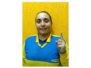 Joelma Mendes da Silva - Secretária da Questão Racial, da Diversidade Sexual e de Pessoas com Deficiências